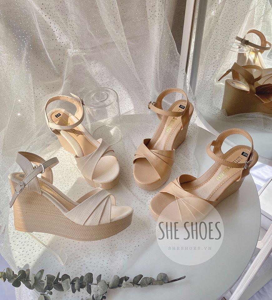 Chọn giày đế xuồng sheshoes
